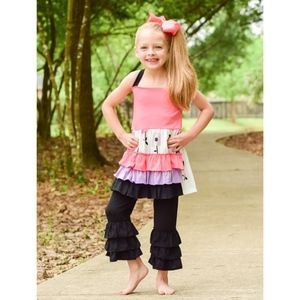 Other - Girls' Ruffle Set - Multiple Sizes Available!